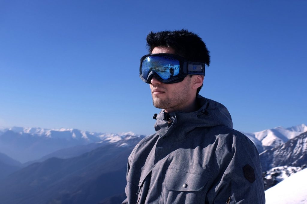 best sunglasses for snow travel