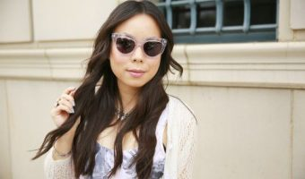 best sunglasses for short nose round face